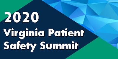 2020 Virginia Patient Safety Summit
