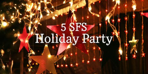 5 SFS Holiday Party