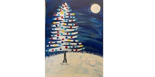 Shamrock Athletic Club - White Christmas - Paint Party