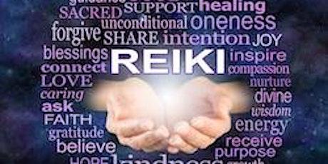 Reiki Level 1 tickets