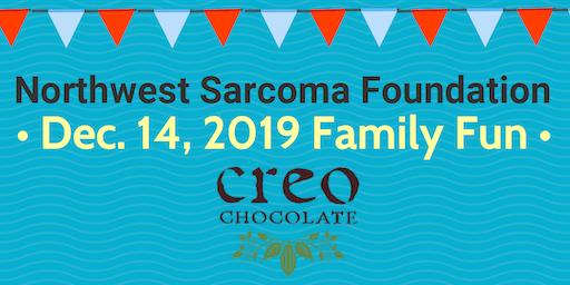 Northwest Sarcoma Foundation - Oregon Family Fun at Creo Chocolate