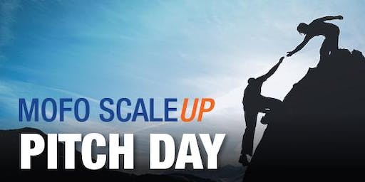 MoFo ScaleUp Pitch Day