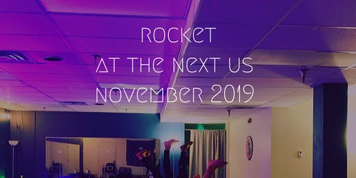 Rocket Vinyasa Classes