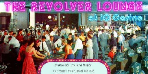 The Revolver Lounge feat. Regular Girl