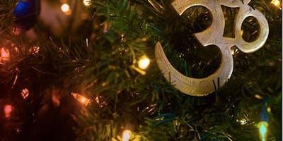 WiseMind Holy Yoga Christmas Candlelit Sacred Flow to Yin – ALL LEVELS