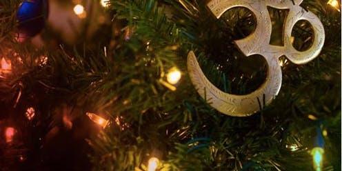 WiseMind Holy Yoga Christmas Candlelit Sacred Flow to Yin - ALL LEVELS