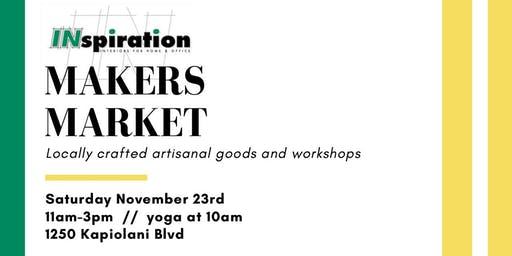 INspiration Fall Makers Market