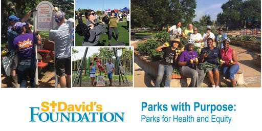 Announcing our Parks with Purpose RFP Award Recipients