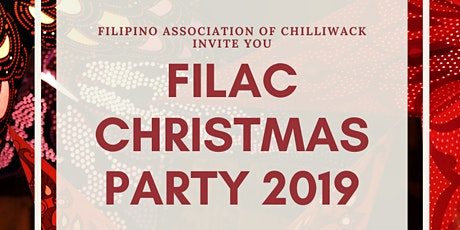 FILAC Christmas Party 2019 - Christmas In Our Hearts tickets