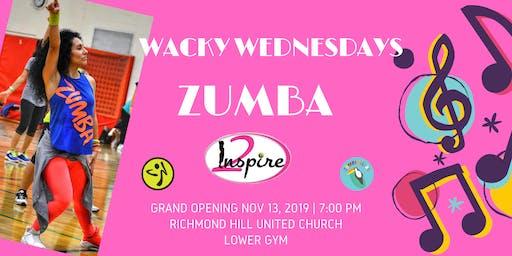 Zumba @ Richmond HIll United Church