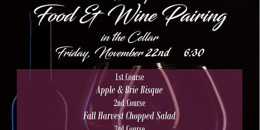 Holiday Food & Wine Pairing