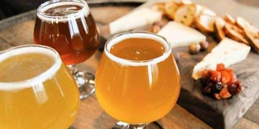 Dégustation bières et fromages - La Grange Pardue
