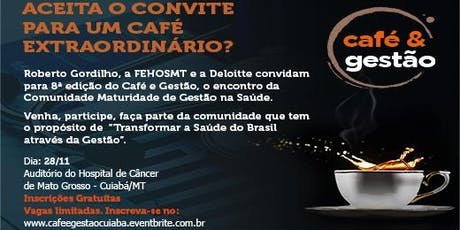 Café e Gestão Cuiabá ingressos