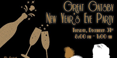 Great Gatsby New Years Eve Party
