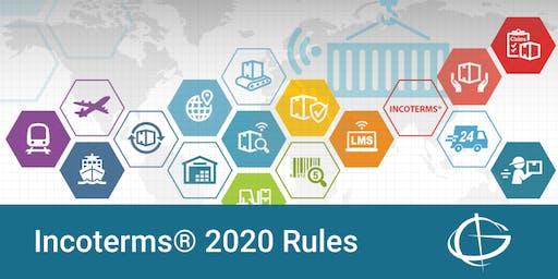 Incoterms® 2020 Rules Seminar in Cincinnati