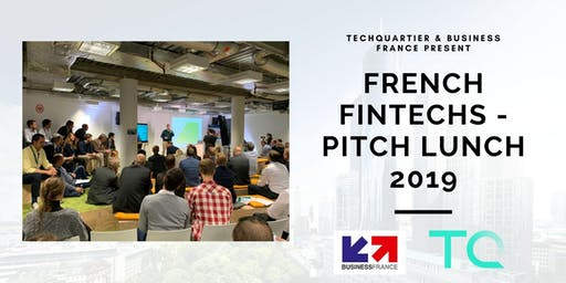 French Fintech Tour // Pitch Lunch
