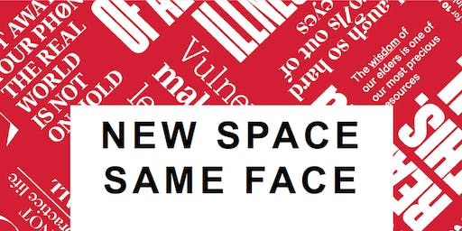 New Space, Same Face