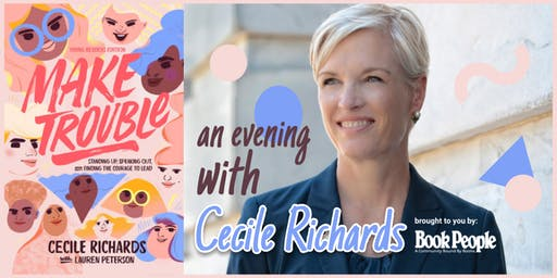 BookPeople Presents: Cecile Richards
