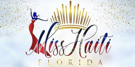 MISS HAITI FLORIDA tickets