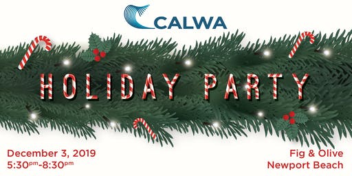 CALWA SoCal Holiday Party