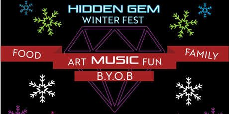 Hidden Gem Winter Fest tickets
