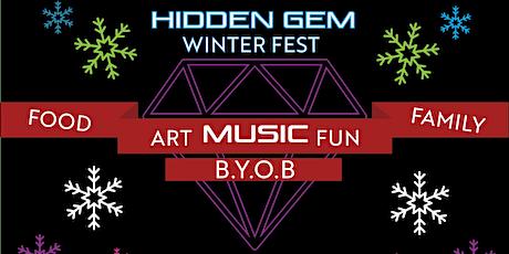 Hidden Gem Winter Fest tickets
