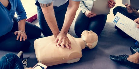 CPR and First Aid (Mar. 9 and 11) tickets