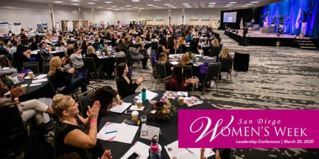 San Diego Women's Week | Leadership Conference tickets