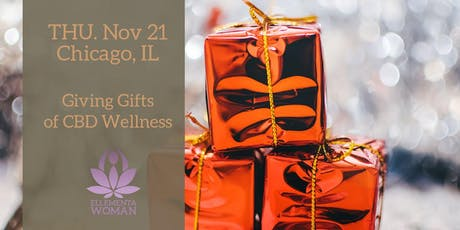 Ellementa Chicago: Giving the Gift of CBD Wellness tickets