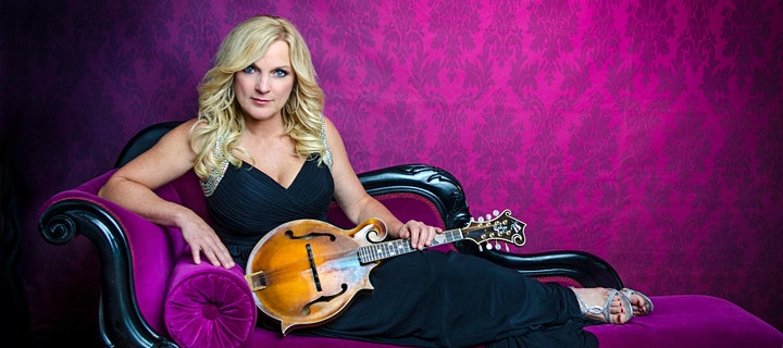 Rhonda Vincent and The Rage in The Caverns image