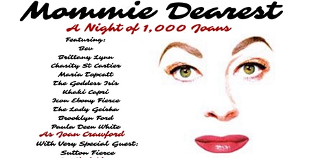 Mommie Dearest: A Night of 1,000 Joans tickets