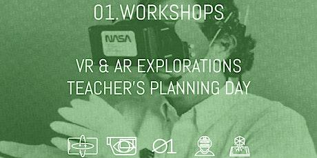 01.Workshops: Virtual Reality Sandbox tickets