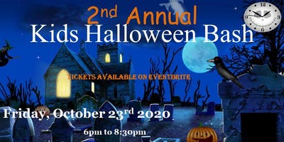 Kids Halloween Bash 2020