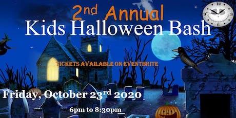 Kids Halloween Bash 2020 tickets