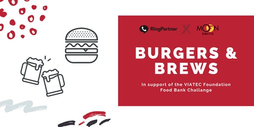 Burgers & Brews for Charity