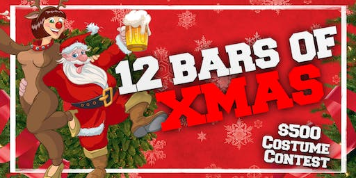 12 Bars Of Xmas - Green Bay