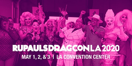 RuPaul's DragCon LA 2020 tickets