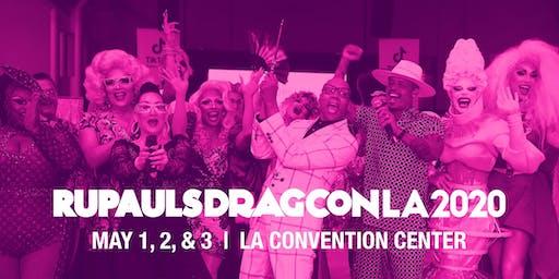 RuPaul's DragCon LA 2020