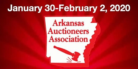 Arkansas Auctioneers Association Convention tickets