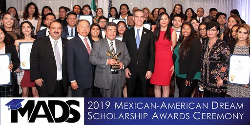 COFEM's 2019 Mexican-American Dream Scholarship Awards Ceremony