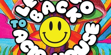 Lets Go Back to Acid House tickets