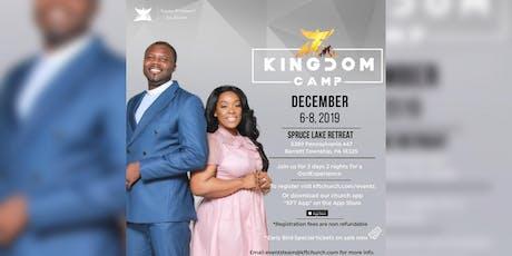 Kingdom Camp 2019 tickets