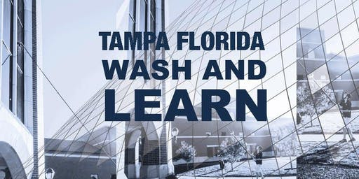 abc Window Cleaning WaterFed Wash and Learn Demo- Tampa, FL