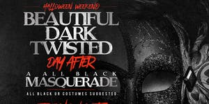 Beautiful Dark Twisted Halloween Masquerade at Hudson T...