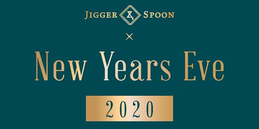 New Years Eve 2019 - Silvester im Jigger&Spoon