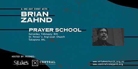 Brian Zahnd Prayer School tickets