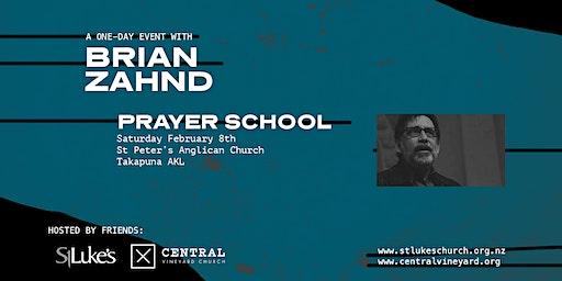 Brian Zahnd Prayer School