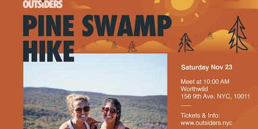 Pine Swamp Hike & Brewery Adventure