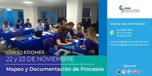 Mapeo y Documentación de Procesos - EDOMEX