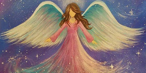 Painting Party - Hope's Angel 11/23/19